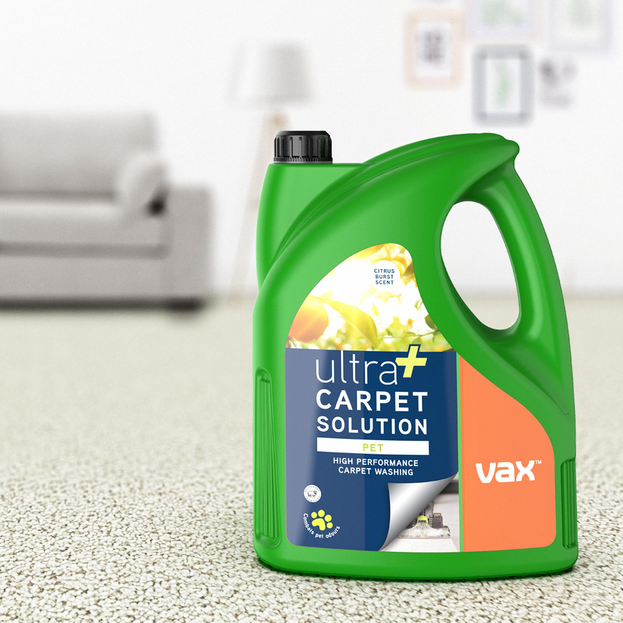 Vax Ultra Pet Carpet Cleaner Solution Carpet Vidalondon