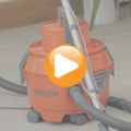 V-020 Wash Vax Carpet Cleaner