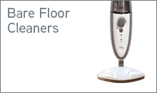 Bare floor cleaners
